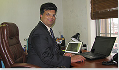 Dr. P.R. Mukund, President & CEO